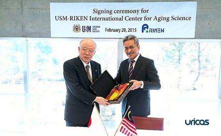 USM-RIKEN International Centre for Ageing Science
